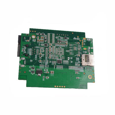 HASL Surface Class 2 IPC 1.0MM Turnkey PCB Assembly